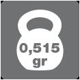 0,515gr