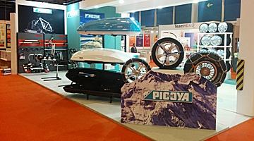 Picoya Stand
